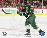Minnesota Wild - Jason Pominville Photo Photo