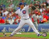 Chicago Cubs - Jason Berken Photo Photo