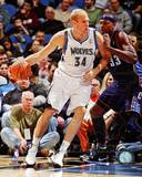 Minnesota Timberwolves - Greg Stiemsma Photo Photo