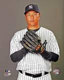 New York Yankees - Hiroki Kuroda Photo Photo
