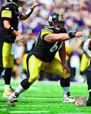 Pittsburgh Steelers - Doug Legursky Photo Photo