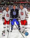Pittsburgh Penguins - Evgeni Malkin, Kris Letang, James Neal Photo Photo