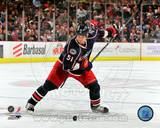 Columbus Blue Jackets - Fedor Tyutin Photo Photo