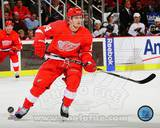 Detroit Red Wings - Gustav Nyquist Photo Photo