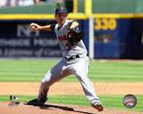 New York Mets - Dillon Gee Photo Photo