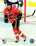 Calgary Flames - Daymond Langkow Photo Photo