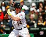Pittsburgh Pirates - Gaby Sanchez Photo Photo