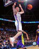 Oklahoma City Thunder - Cole Aldrich Photo Photo