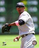 New York Yankees - Eduardo Nunez Photo Photo