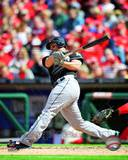 Miami Marlins - Gaby Sanchez Photo Photo