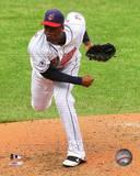 Cleveland Indians - Fausto Carmona Photo Photo