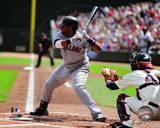 Cleveland Indians - Carlos Santana Photo Photo