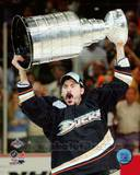 Anaheim Ducks - George Parros Photo Photo