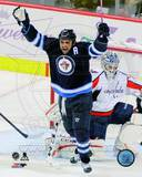 Winnepeg Jets - Dustin Byfuglien Photo Photo