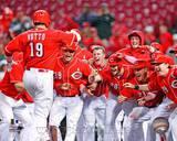 Cincinnati Reds - Joey Votto Photo Photo