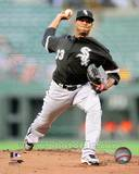 Chicago White Sox - Edwin Jackson Photo Photo