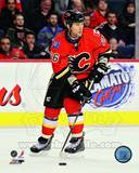 Calgary Flames - Dennis Wideman Photo Photo