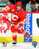 Calgary Flames - Curtis Glencross Photo Photo