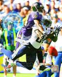 Baltimore Ravens - Dominique Foxworth Photo Photo