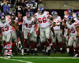 New York Giants - David Diehl Photo Photo