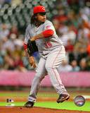 Cincinnati Reds - Edinson Volquez Photo Photo