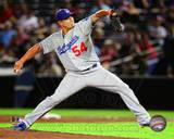 Los Angeles Dodgers - Javy Guerra Photo Photo