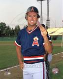 Anaheim Angels - Fred Lynn Photo Photo
