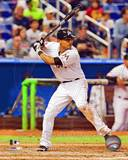 Miami Marlins - Donovan Solano Photo Photo