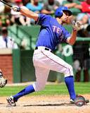 Texas Rangers - Daniel Murphy Photo Photo
