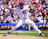Chicago Cubs - Carlos Zambrano Photo Photo