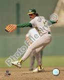 Oakland Athletics - Dennis Eckersley Photo Photo