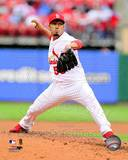 St Louis Cardinals - Fernando Salas Photo Photo