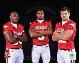 Arkansas Razorbacks - Darren McFadden, Felix Jones, Peyton Hillis Photo Photo