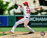 Los Angeles Angels - Jered Weaver Photo Photo