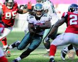 Philadelphia Eagles - Eldra Buckley Photo Photo