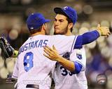 Kansas City Royals - Eric Hosmer, Mike Moustakas Photo Photo