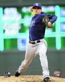 Tampa Bay Rays - Jeremy Hellickson Photo Photo