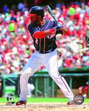 Washington Nationals - Denard Span Photo Photo