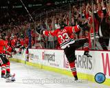 Chicago Blackhawks - Dustin Byfuglien Photo Photo