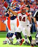Cincinnati Bengals - Domata Peko Photo Photo