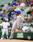 Los Angeles Dodgers - Chad Billingsley Photo Photo