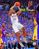 Oklahoma City Thunder - Derek Fisher Photo Photo