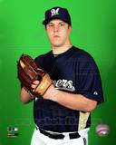 Milwaukee Brewers - Cody Scarpetta Photo Photo