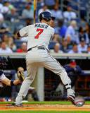 Minnesota Twins - Joe Mauer Photo Photo