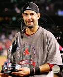 Boston Red Sox - Mike Lowell Photo Photo
