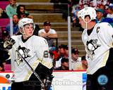 Pittsburgh Penguins - Mario Lemieux, Sidney Crosby Photo Photo