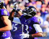 Baltimore Ravens - Chykie Brown Photo Photo