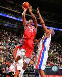 Brooklyn Nets - Derrick Favors Photo Photo