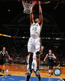 Utah Jazz - Derrick Favors Photo Photo