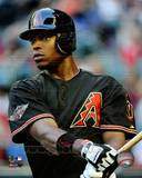 Arizona Diamondbacks - Justin Upton Photo Photo